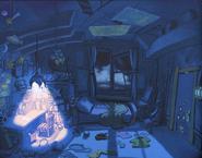 Habitación de Sora Artwork