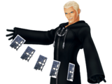 Luxord/Gameplay