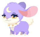 Purple Bunmoon (Spirit) KHUX