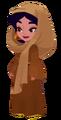 Jasmine Disguised KHUX