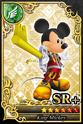 Carta SR+ Rey Mickey 2