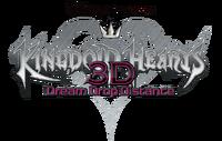 Kingdom Hearts Dream Drop Distance Logo KH3D.png