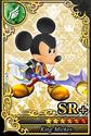 Carta SR+ Rey Mickey 6
