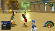 Cure from KH1 gameplay