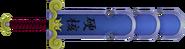 Espada de Invisible