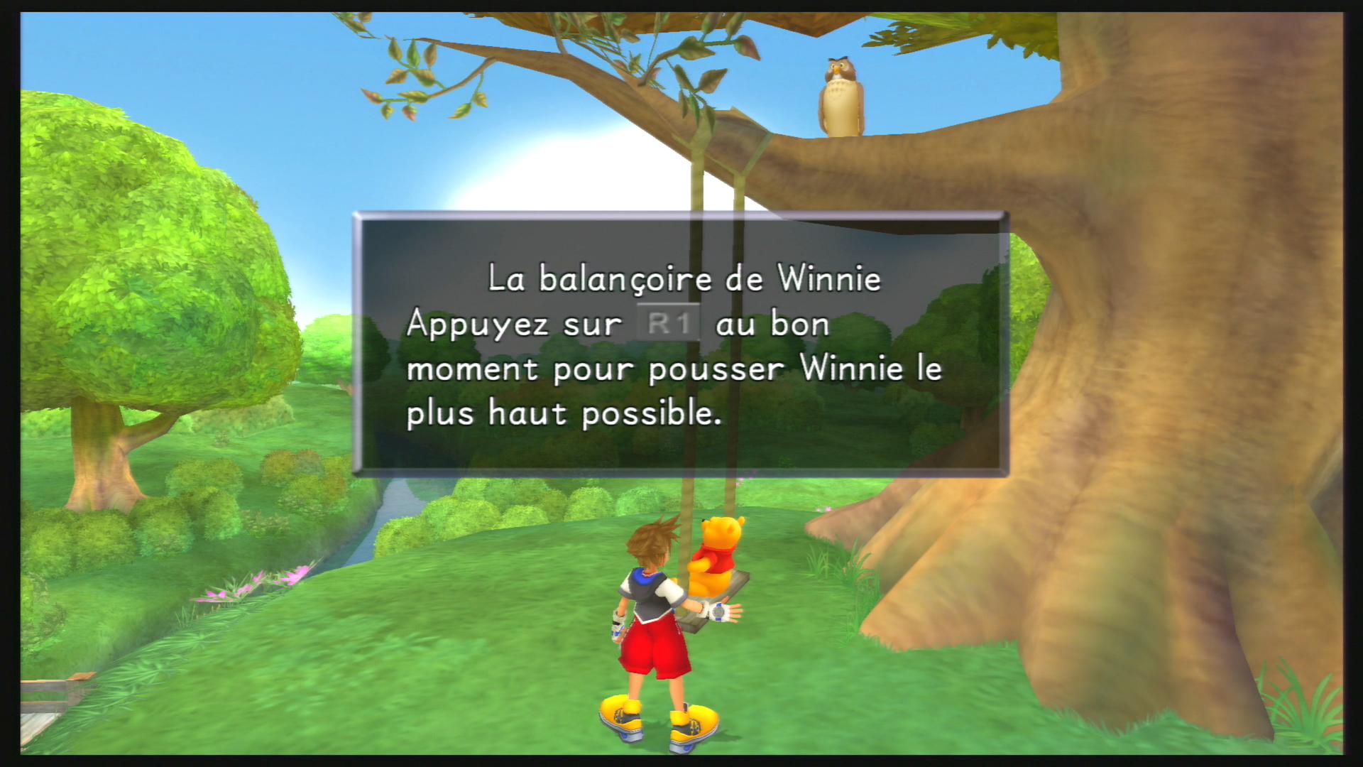 La Balançoire de Winnie