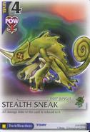 Stealth Sneak BoD-118