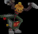 Toy Soldier (Pumpkin) KHII