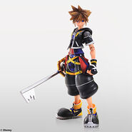 Play arts 6 Sora 1