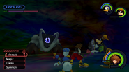 Hollow Bastion from KH1 gameplay 6