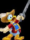 Donald Duck CotM KH3D