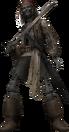 Captain Jack Sparrow (Undead) KHII