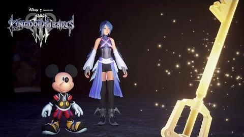 KINGDOM HEARTS Celebrating 90 Years of Mickey Mouse Trailer