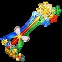 Fairy Stars (Aqua) KHBBS
