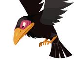 Maleficent's Raven