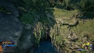 'N cliff op 'n eiland (POTC) KHIII