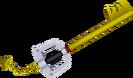 Kingdom Key D KH3D