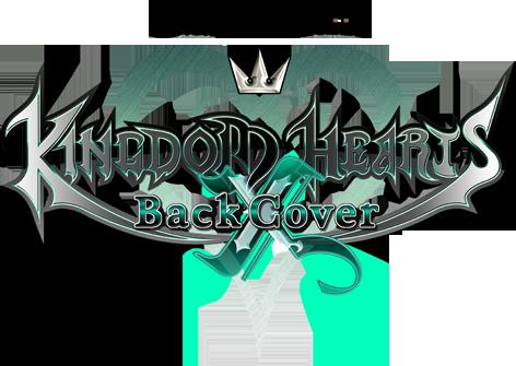 Kingdom Hearts: χ Back Cover