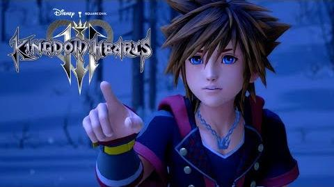 Kingdom Hearts 3 - Official Frozen Trailer E3 2018