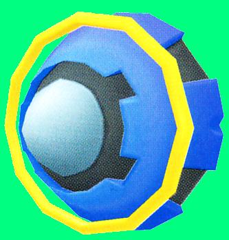 Mighty Shield