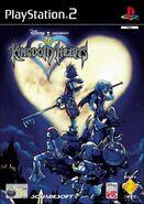 Kingdom Hearts Jaquette Française