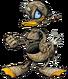 Donald- Mummy Form (Art) KH