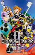 Kingdom Hearts II Tomo 3 (Manga)