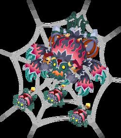 Venomous Spider (Spider web) KHX.png