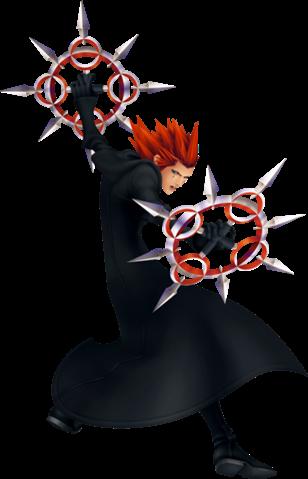 Axel (Ennemi)