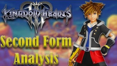 PRE-RELEASE Second Form - Kingdom Hearts 3 Analysis