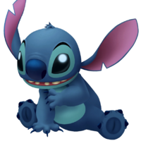 Stitch Kingdom Hearts Wiki Fandom