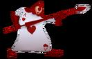 Card of Hearts KHREC