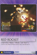 Cohete Rojo BoD-92
