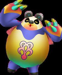 Kooma Panda (Spirit) KH3D.png