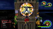 Neverland from KH1 gameplay 4