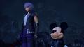 Riki and Mickey KHIII