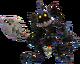Spear Lizard KH3