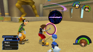 Gravity from KH1 gameplay