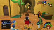 Agrabah from KH1 gameplay 1