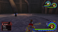 Hollow Bastion from KH1 gameplay 7
