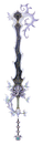 Invi's Keyblade (Art)