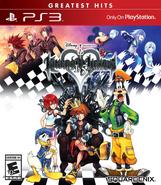 Kingdom Hearts HD 1.5 ReMIX Boxart (Greatest Hits) NA