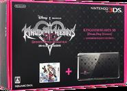 Kingdom Hearts 3D Dream Drop Distance Kingdom Hearts Edition