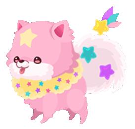 Pink Pupstar (Spirit) KHUX.png