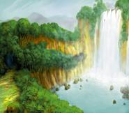 Deep Jungle- Cliff (Art) KH