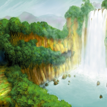 Deep Jungle- Cliff (Art) KH.png