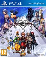 Kingdom Hearts HD 2.8 Final Chapter Prologue Boxart EU