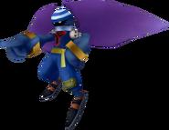 Pirata Volador KH