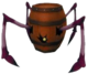Barrel Spider KH