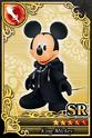 Carta SR Rey Mickey Organización